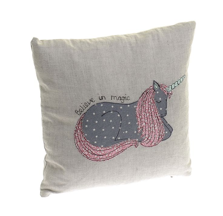 Believe in magic cushion 25 x 25cm. £26.50