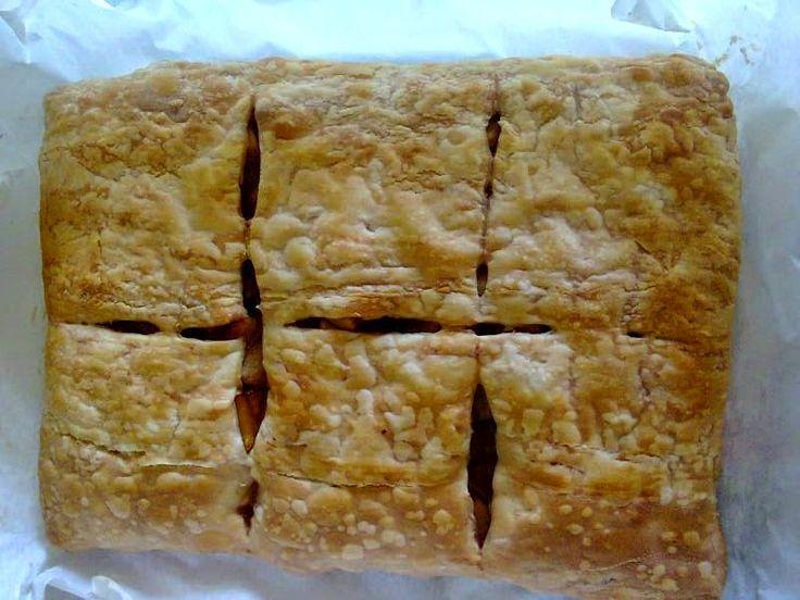 Η δίαιτα των μονάδων: Η μηλόπιτα της κυρίας Όλγας(1 μονάδα τα 3 κομμάτια)