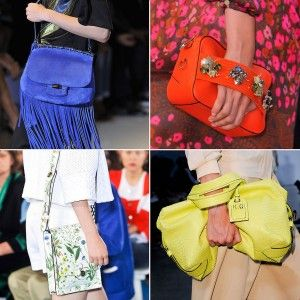 Top trends σε επώνυμες τσάντες της Άνοιξης