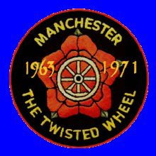 Manchester - the twisted wheel