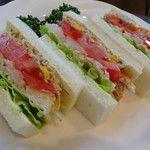 サンドウィッチファクトリー - 料理写真:ベジタブルサンド