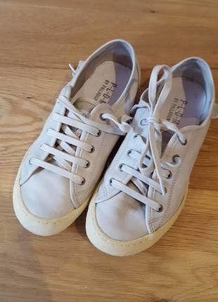 À vendre sur #vintedfrance ! http://www.vinted.fr/chaussures-femmes/baskets/27861658-baskets-basses-palladium-grises-en-cuir