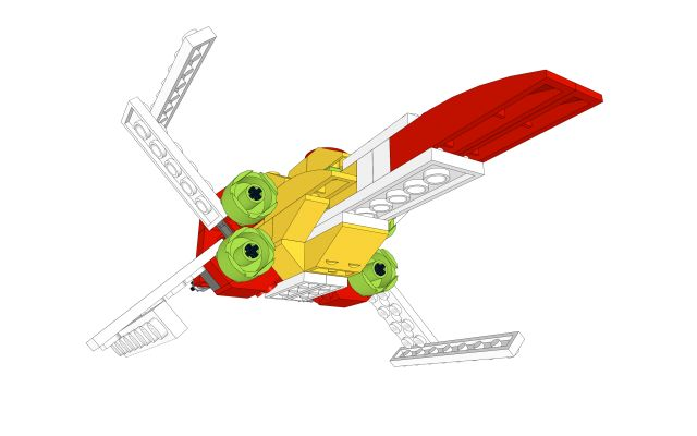 X-WING StarCAMP LEGO WeDo Lesson plan