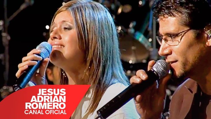 Dame Tus Ojos - Jesus Adrian Romero feat. Marcela Gandara (+playlist) one of my fav spanish christian song