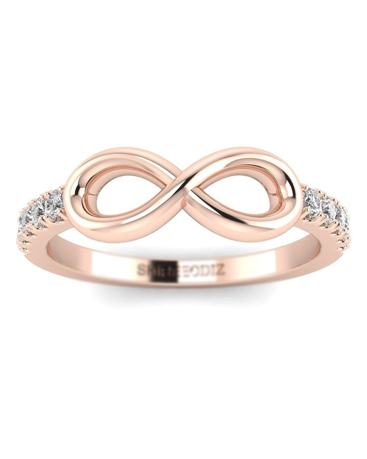 Best 25+ Infinity promise rings ideas only on Pinterest ...