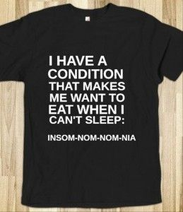 Funny shirt, but I can now blame pregnancy and people don't judge!