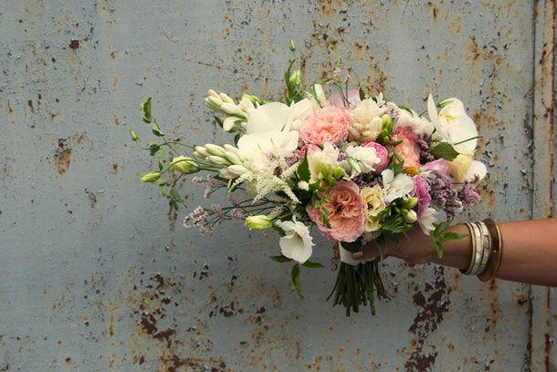 Pretty Fall Wedding Bouquet