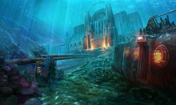 Abyss: The Wraiths of Eden #abyss #artifexmundi#adventure #game www.facebook.com/ArtifexMundi.Abyss www.artifexmundi.com/page/abyss/