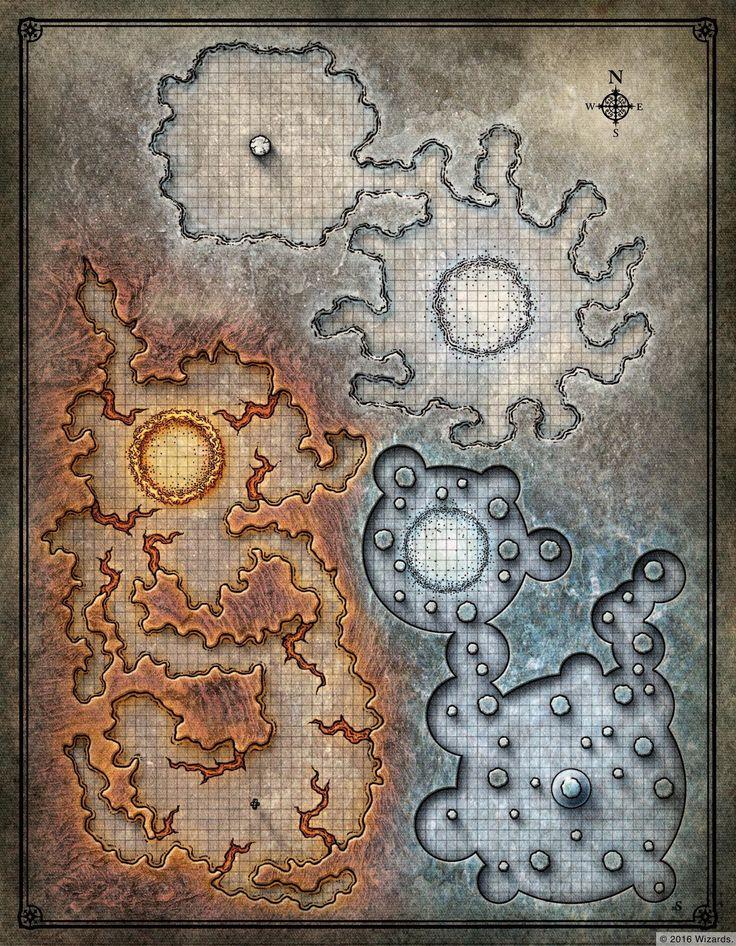 November Dragon+ Map