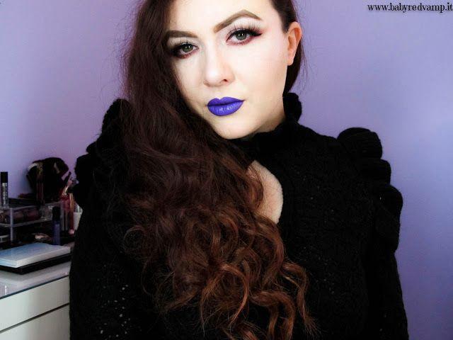 Babyredvamp Makeup: Face Of The Day - Absinthe & Alchemy (feat. Nabla ...