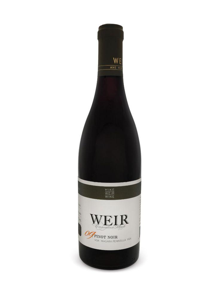 Mike Weir Pinot Noir VQA