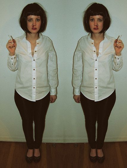 Mia wallace fancy dress costumes