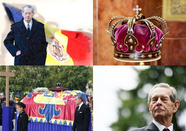 December 16.2017-The funeral of the  King Mihai I of Romania !
