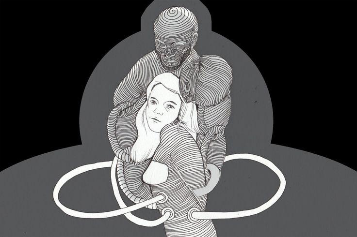 """""""Cossos alienats per l'Estat"""" by Andrea Lucio"""