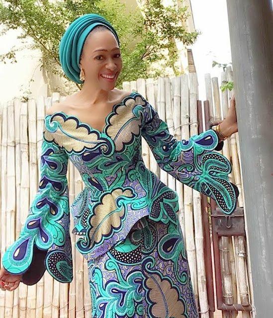 Creative and Amazing Ankara Styles for Ladies 2019