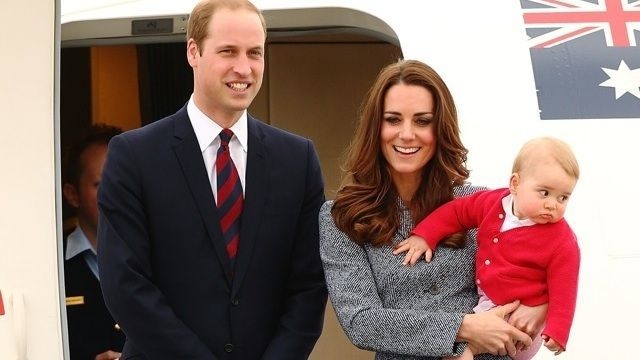 The Duchess and the Duke have welcomed a brand new bundle of joy.
