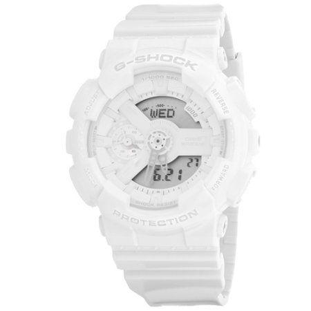 Casio Women 's G-Shock S-Series, White
