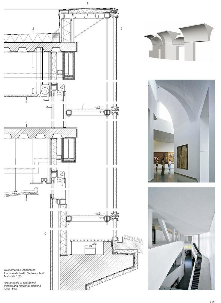 Detail Magazine Facades : Best wall section images on pinterest architecture
