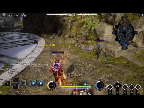 Paragon PS4 (Open Beta) Gameplay Part 721 Hero-Mephisto Gideon Victory L...