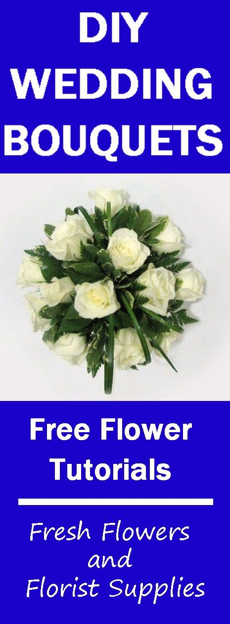 50 best corsages images on pinterest prom flowers flower how to make a bridal bouquet round rose design learn how to make wedding mightylinksfo