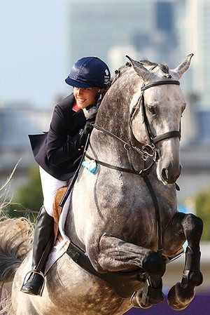 London Olympics 2012: Mhairi Spence of Great Britain's horse would rather be in the musical dressage event Photograph: Alex Livesey/Getty Images Modern Pentathlon Showjumping - Day 16 https://www.theguardian.com/sport/gallery/2012/aug/12/olympics-modern-pentathlon-showjumping-pictures