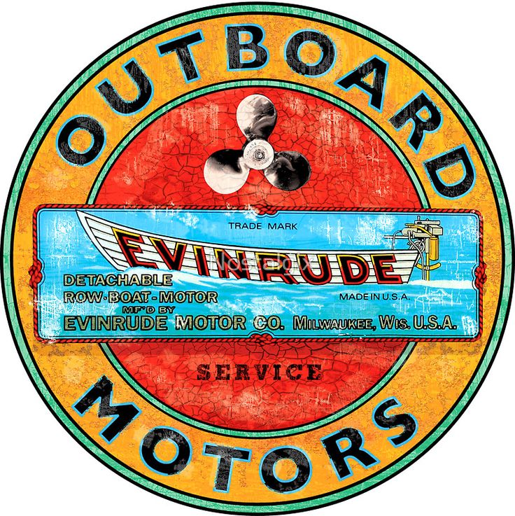 1000+ Images About Antique Outboards On Pinterest