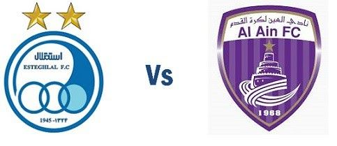 K.O 23.15 Esteghlal VS Al Ain AFC Champions League live streaming via Mobile Android IOS IPHone and PC Free HD SD http://ift.tt/2qNuvfO Asia Favorite Match