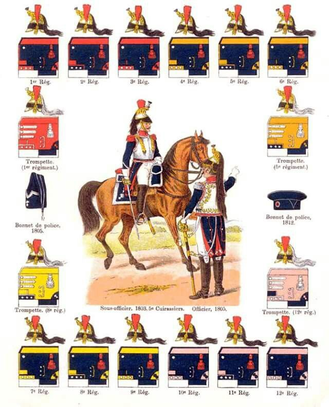 122 Best Images About Uniforms: 17 Best Images About French Cuirassiers