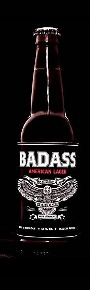Badass Beer, Michigan Brewing Co.