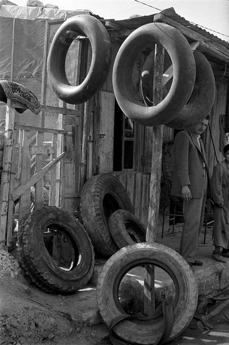 Erich Lessing; GREECE. Crete. 1955.