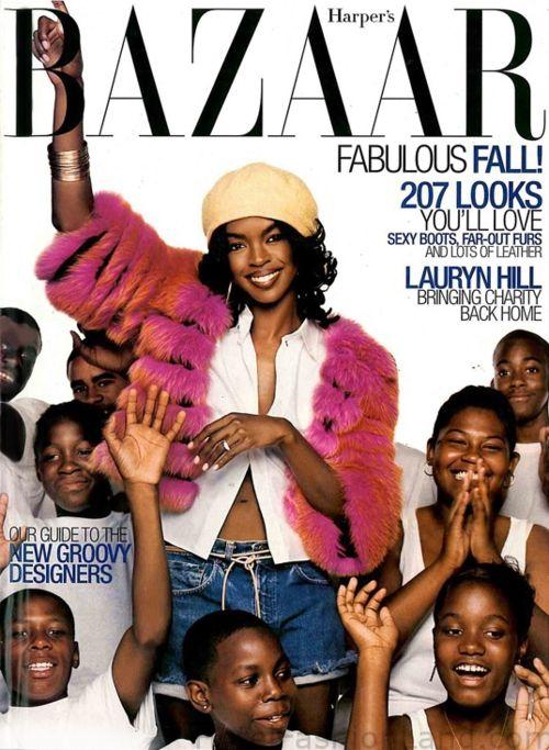 Harper's Bazaar September 1999
