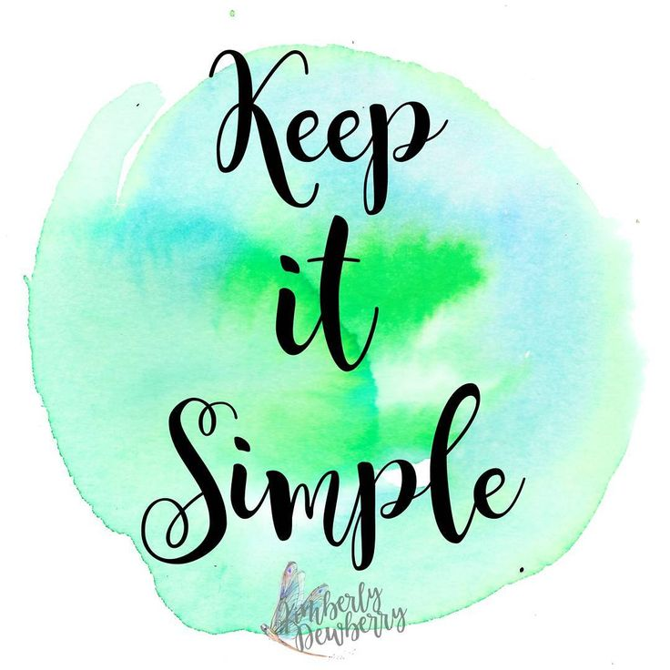 """7 Likes, 2 Comments - Kimberly Dewberry (@dewberryauthor) on Instagram: """"It's #friyay! Let's keep it simple!"""""""