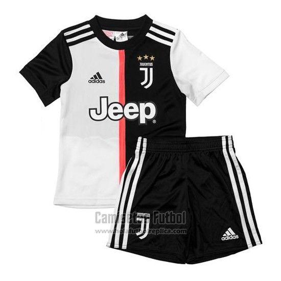 Camiseta Juventus Primera Nino 2019 2020 | Camisetas
