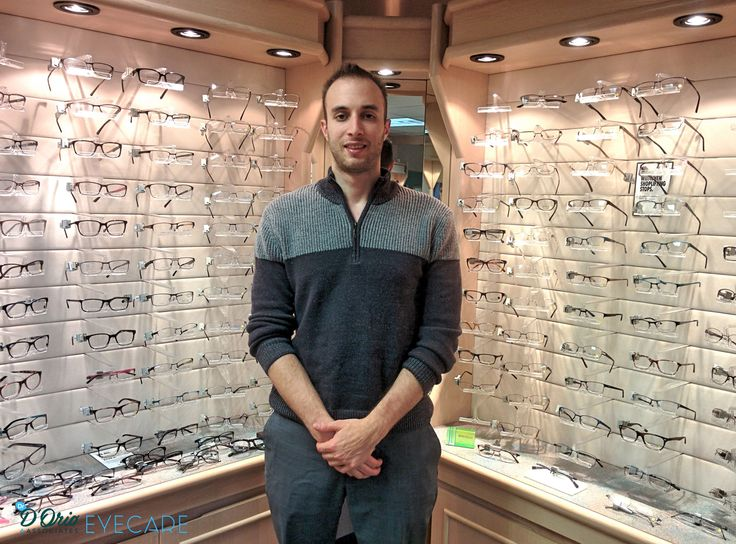 Meet Dr. Steven D'Orio, Dr. Greg's son, who has joined his father in the family trade of optometry. Although Dr. Steven's entry into the world of optometry is relatively young, his passion for eye care has existed for many years. As a young professional, Dr. Steven D'Orio brings a unique perspective and skill set to the business.  #optometry #eyecare #optometrist #northyork #eyecare
