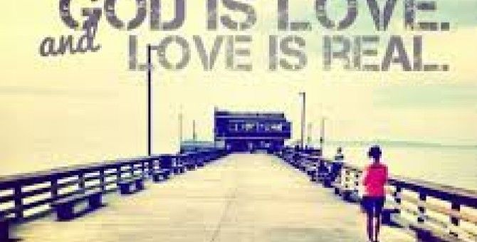 For God who Love