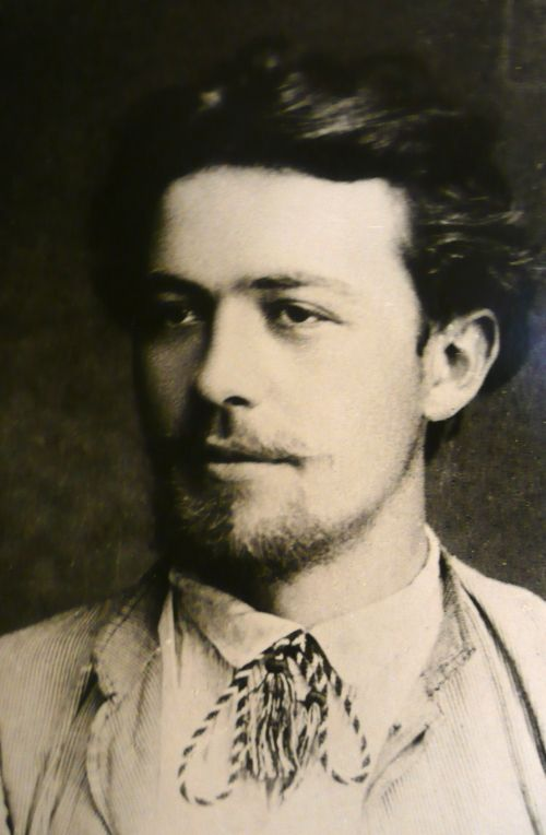 Anton Chekhov was a Russian physician who also wrote plays and short stories. By the time he died, he was considered second only to Tolstoy when it came to famous Russian writers.
