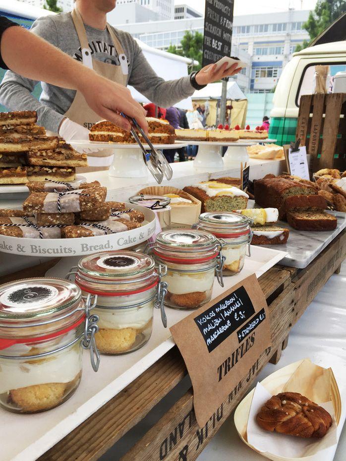 swan market & keet favourites