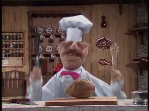 ▶ The Muppet Show: The Swedish Chef - Coconut - YouTube
