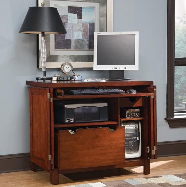 Nice Hutch Desk Area Computer Desk Pinterest Desk