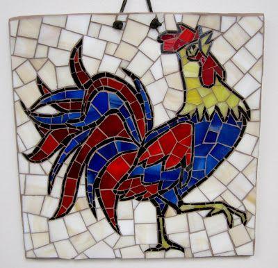 gallo mosaic - Buscar con Google