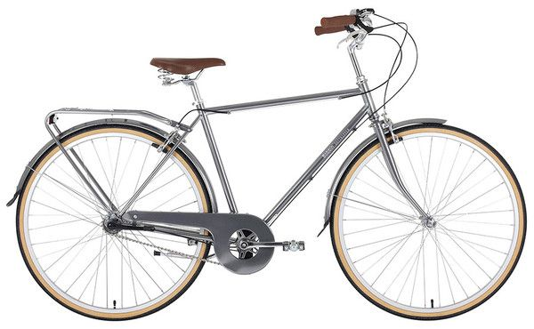 Bobbin Daytripper bicycle - Gunmetal – VIA CYCLES