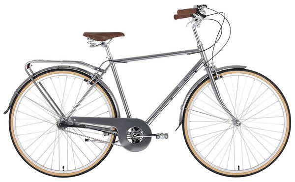 Bobbin Daytripper bicycle - Gunmetal – VIA CYCLES