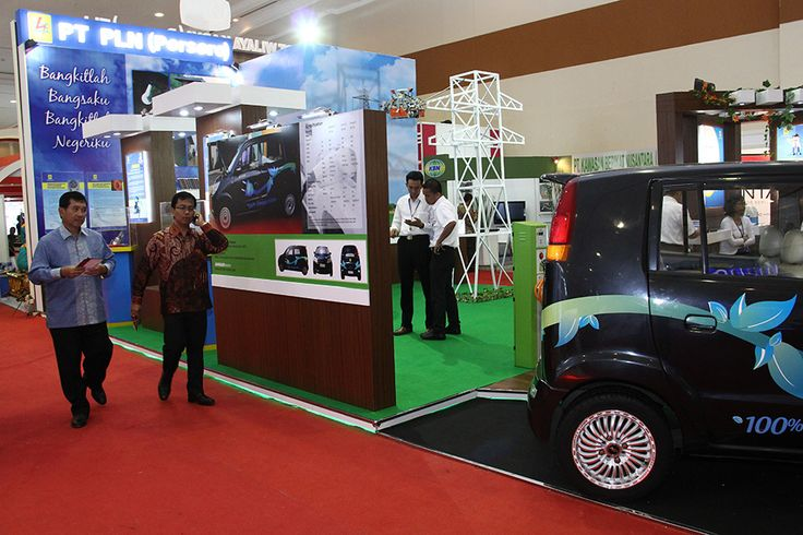 Pameran BUMN Innovation Awards 2013 - PT PLN (Persero) - Desain & Produksi Booth Stand Pameran | mandiricitra.comDesain & Produksi Booth Stand Pameran | mandiricitra.com