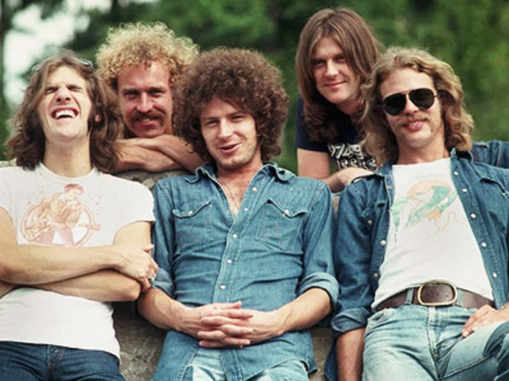 Every thing from the 60's | memoir: The Eagles