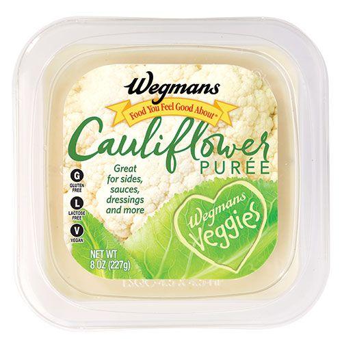 """Cauli """"Cream"""" - Wegmans"""