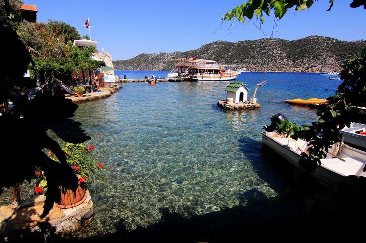 Kekova/ Antalya/Turkey by BLUE OLRİC on 500px