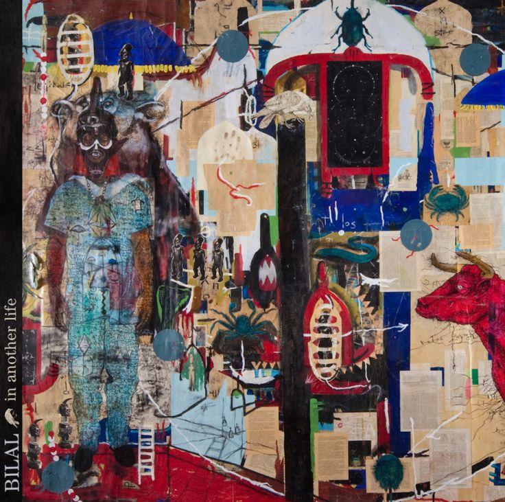 Bilal ft. Big K.R.I.T. – Pleasure Toy