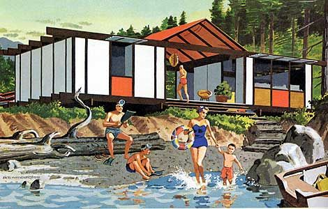 Best 25 modern home plans ideas on pinterest modern for Bay area vacation ideas