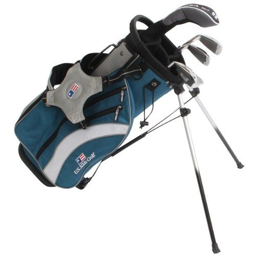 Us Kids Golf Clubs Ul 48 Teal Club Set