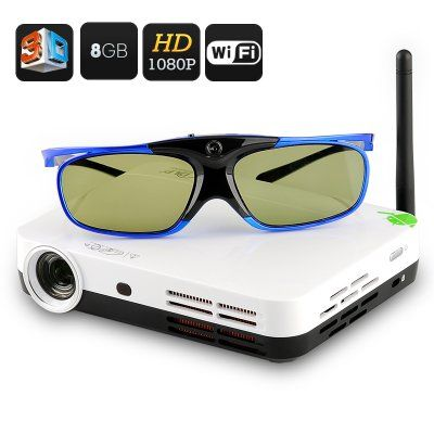 Wholesale 3D LED Projector - LED Projector From China